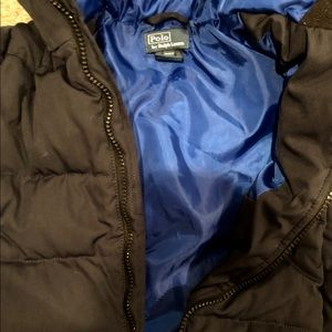 Polo by Ralph Lauren Jackets & Coats - Ralph Lauren Polo Boy's Hooded Down Puffer Coat 3T